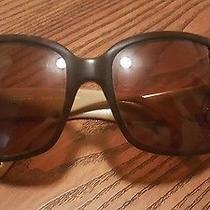 Women's Coach Sunglasses - Phoebe (S491) Tortoise- Great Condition Photo
