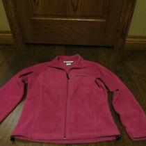 Women's Columbia Benton Springs Pink Size Small S Jacket Photo