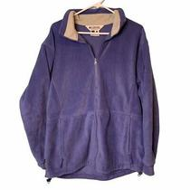 Women's Columbia Blue Core Interchange Fleece Jacket  Size Large Photo