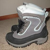 Women's Columbia Snow Boots Waterproof 7 Photo
