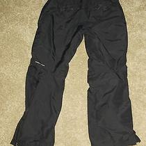 Women's Columbia Snowboarding Ski Pants L Photo