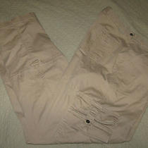 Women's Columbia Xco Outdoor Khaki Pants Size 10 Photo