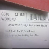 Women's Converse C840 4 Inch Rapid Response Athletic Tactical Boot 6.5 Med Nib Photo