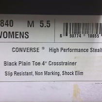 Women's Converse C840 4 Inch Rapid Response Athletic Tactical Boot 5.5 Med Nib Photo