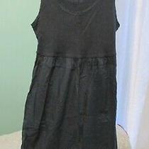 Women's Converse One Star Blue Sleeveless Dress Size S Photo