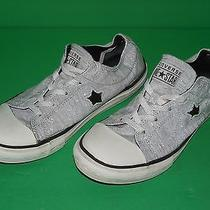Womens Converse One Star Low Top Shoes Size 4  Photo
