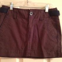 Women's Cotton Skirt Aeropostale Size 1/2 Photo