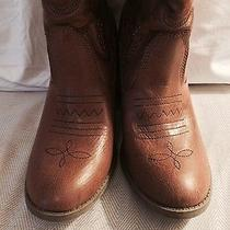 Women's Cowboy Boots With Heel Size 11 Photo