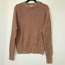 Women's Crewneck Textured Pullover Sweater - Xs - Blush - Universal Thread Photo