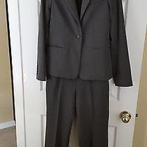 Women's Dark Gray Express Pant Suit Photo