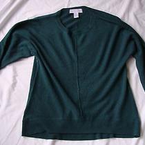 Women's Design History Pure Cashmere Sweater Xs Photo