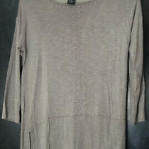 Womens Design History Top Size Uk 12 M Used (A 119) Photo