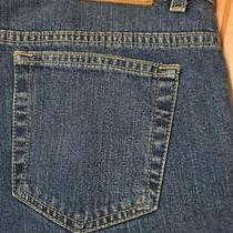 Women's Dkny Straight Fit Jeans Sz 10r Photo