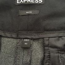 Women's Dress Pants Size 8s Express Editor Pants  Photo
