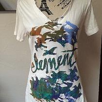 Women's Element Bird T Shirt Size Medium Photo