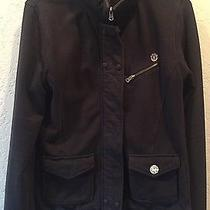 Women's Element Black Sweatshirt Size L Photo