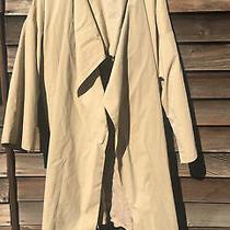 Womens Elemente Clemente Rain Coat Size 1 Nwt 775.00 in Sand Photo