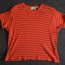 Women's Elements Pullover Top Multi-Color Size 3x Very Good Condition Photo