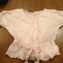 Women's Express Blouse Xs Pink Photo