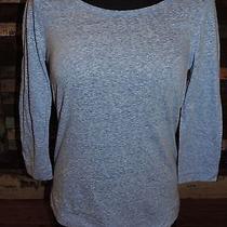 Womens Express Blue Shirt - Size Xsmall Photo