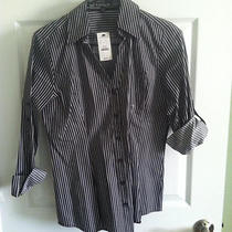 Women's Express Button Up Tops - Nwt - Size Medium Photo