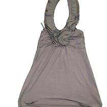 Women's Express Charcoal Grey Top Size Xs Photo