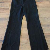 Women's Express Design Studo Size 6r Black Dress Pants Slacks Photo