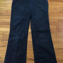 Womens Express Jeans Size 4 Editor Style Trouser Jeans Stretch Photo