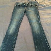 Women's Express Jeans Size 8 Long Photo
