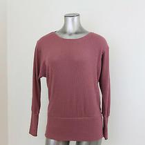 Women's Express Mauve Sweater Size Small - Rayon Photo