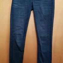 Women's Express Midrise Legging Jeans Denim Perfect Lift 4r Inseam 30in Photo
