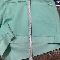 Womens Express Mint Green Shorts Size 8 Photo