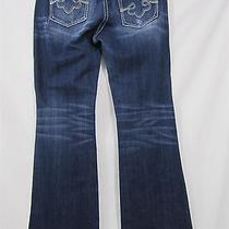 Women's Express Re Rock Stretch Boot Cut Jeans Size 14 R  860 Photo