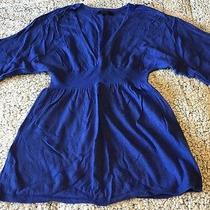 Women's Express Royal Blue Sweater Photo