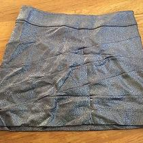 Women's Express Silver Skirt Size 0 Photo