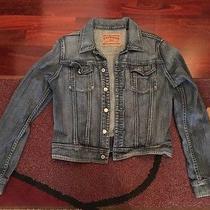 Women's Express Size Large Denim Jacket Photo