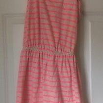 Women's Express Spaghetti Strap Casual Dress Size Small Petite Photo