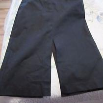 Women's Express Stretch Skirt With Slits Front and Back Size 1/2 Photo