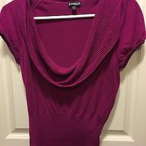 Women's Express Sweater Size Medium Photo