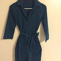 Women's Express Teal Green Dress Size 2  Photo