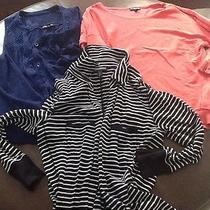 Women's Express Tops. Lot of 3 Photo