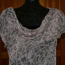Women's Fancy W/a Flare Dress sz.18w but Fits Like a 16 Blush W/ Black Lining Photo