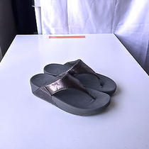 Women's Fitflop Lulu Casual Sandals Shoes Size 39-8 M Photo