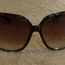 Women's Fossil Rissa Tortoise Designer Sunglasses  Photo