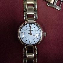 Women's Fossil Watch Photo