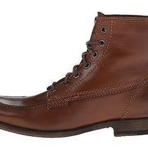 Women's Frye Phillip Boot Size 8.5 Cognac Photo