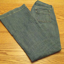 Women's Gap 1969 Jeans Size 8 Stretch Limited Edition Flare Photo