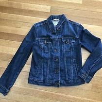 Womens Gap 1969 Limited Edition Blue Jean Denim Jacket Size Small Photo
