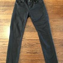 Womens Gap Black Skinny Jeans Size 24 Photo