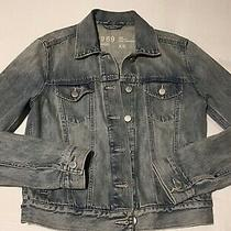 Womens Gap Denim Jacket Size Xs Photo
